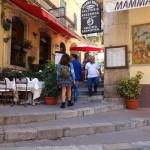 Taormina - le centre