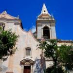Taormina - Eglise Saint-Augustin