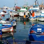 Trapani, le grand port de la Sicile