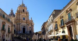 Ragusa Ibla, cité baroque…