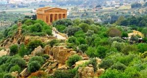 Agrigento, la Vallée des Temples