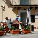 Terrasse à Ragusa Ibla