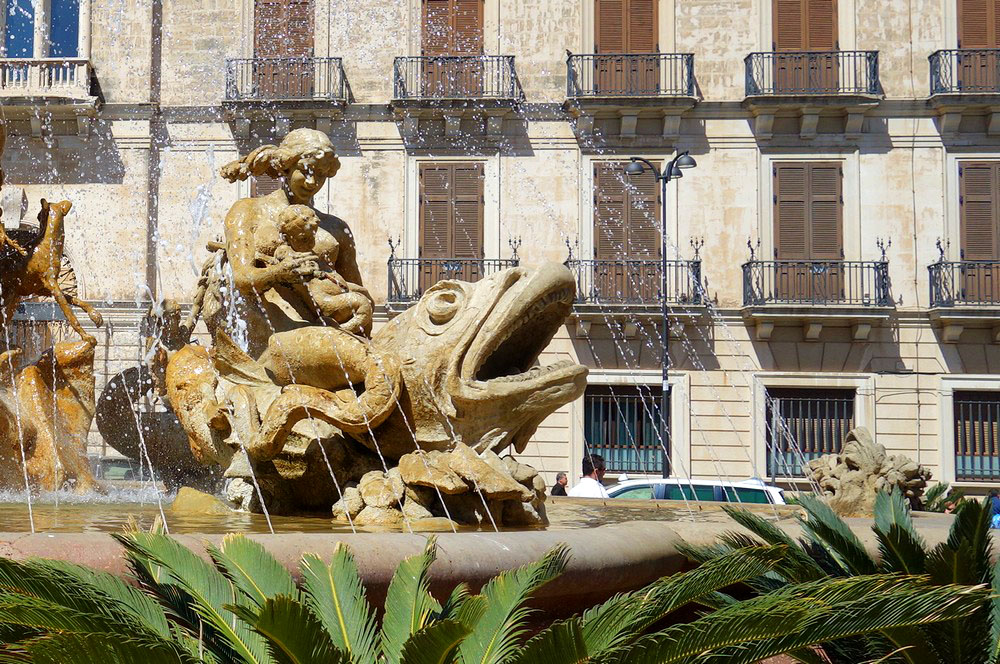 Fontaine d'Artémis