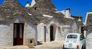 Alberobello et ses « Trulli » – Un village de contes de fées