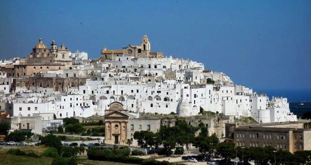 Ostuni – La ville blanche du Salento